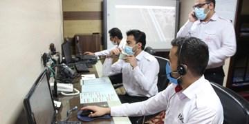 مرکز کنترل عملیات هلال احمر گلستان پایلوت کشوری شد