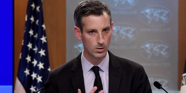 طفره مقام آمریکایی از اظهارنظر درباره حمله سایبری به پمپبنزینهای ایران