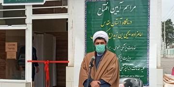 پایان فاز دوم توسعه درمانگاه یحییبنزید (ع)/  ارائه خدمات اجتماعی به مجاورین راهبرد سازمان اوقاف