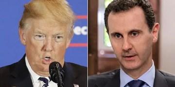 مقام سابق آمریکایی: ترامپ به دنبال ترور «بشار اسد» بود