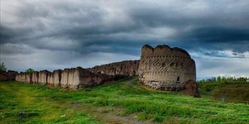 بزرگترین قلعه خشتی شمالغرب کشور «پارک تاریخی» میشود