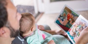 کتابخوانی برای کودک و نوزاد چه سودی دارد؟