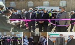 افتتاح پایگاه اورژانس پیش بیمارستانی ۱۱۵ در ملایر