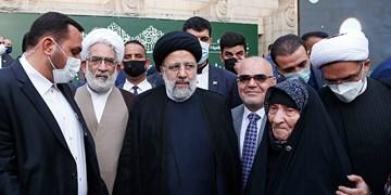 آیت الله رئیسی در پیامی از دولت و ملت عراق تشکر کرد