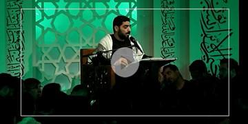 مناجات خوانی با نوای سید مجید بنی فاطمه
