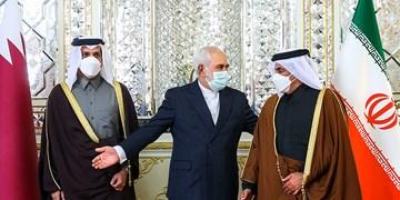 ظریف: دیپلماسی فعال ایران به پیش میرود/ منطقه اولویت ماست