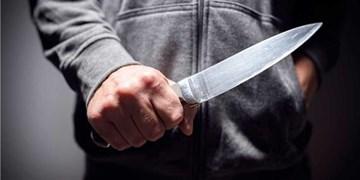 قاتل جوان در انتظار آمدن پلیس ماند