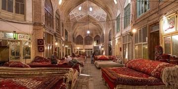 مرمت ۲۰۰ حجره بازار جهانی تبریز