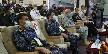 نشست توجیهی رزمایش مرکب دریایی ایران و روسیه برگزار شد