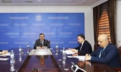 برگزاری رایزنیهای سیاسی تاجیکستان و گرجستان