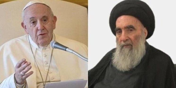 Ayətullah Sistaninin ofisi İraqın Vatikandakı səfirinin Papanın Nəcəf ziyarəti barədə dediklərini təkzib etdi