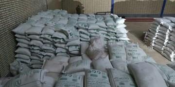 کشف ۲۰۳ تن شکر احتکارشده در شاهرود