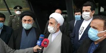 رئیس کمیسیون امنیت ملی  مجلس وارد جمهوری آذربایجان شد