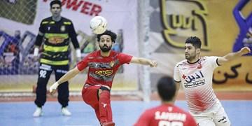 مرحله نهایی لیگ برتر فوتسال|  جنگ مدعیان  قهرمانی در ساوه