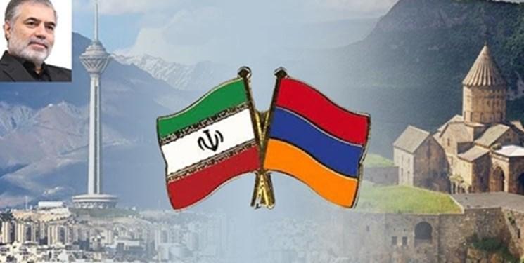 کرمی: برای گسترش محصولات ایران ساخت، 40 شرکت دانشبنیان وارد ارمنستان شدند