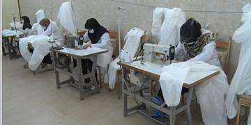 اهدا تاکنون777 دست گان محافظتی به بیمارستانهای یزد