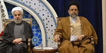 تذکر روحانی به وزیر اطلاعات/ واعظی: فتوای رهبر انقلاب به قوت خود باقی است