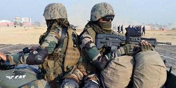 عکس| چین پایگاههای نظامی در مناطق مورد مناقشه با هند را تخلیه کرد