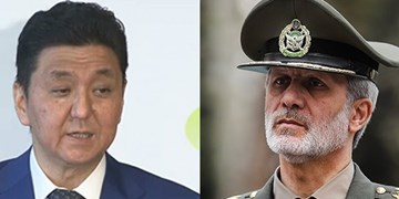 مذاکره تصویری وزرای دفاع جمهوری اسلامی ایران و ژاپن/ تأکید بر گسترش همکاری های دو جانبه