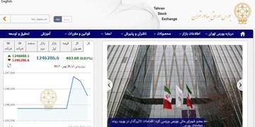 کاهش 7487 واحدی شاخص بورس تهران / ارزش معاملات دو بورس به رکورد بینظیر 35 هزار میلیارد تومان رسید