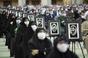 ارتباط تصویری رهبر انقلاب با مردم آذربایجان شرقی