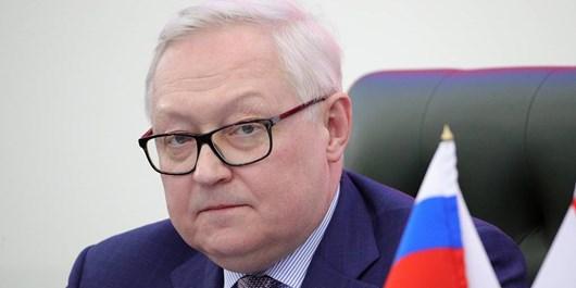 ریابکوف: در زمینه تنش با «اوکراین» با آمریکا گفتوگو نمیکنیم