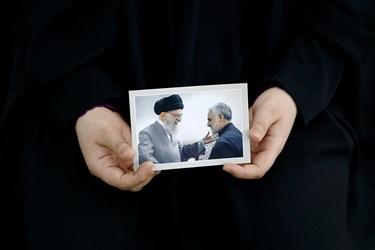 ارتباط تصویری رهبر معظم انقلاب با مردم آذربایجان شرقی