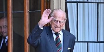 شاهزاده فیلیپ مجددا به بیمارستان انتقال یافت
