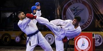مربیان و ورزشکاران برتر کاراته ستارهدار میشوند