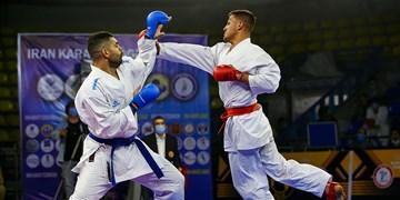 هفته اول سوپر لیگ کاراته