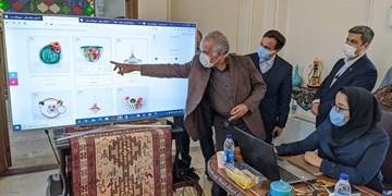 رونمایی و راهاندازی رسمی بازار اینترنتی صنایعدستی آذربایجانشرقی