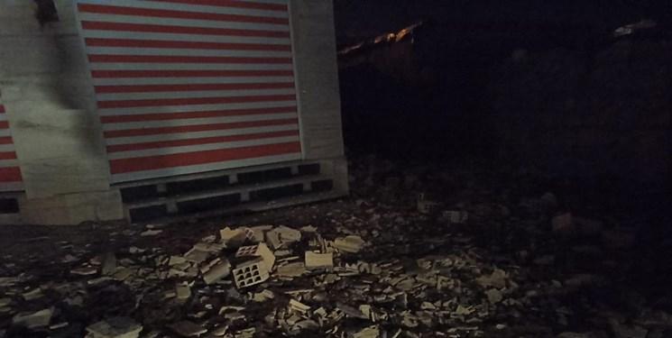 13991130000009_Test_PhotoN زلزله ۵.۶ ریشتری سیسخت را لرزاند/۳۶ مصدوم/ حال ۲ نفر وخیم است+تصاویر