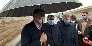 لحظه شماری برای پایان ترافیک سنگین آزادراه تهران-کرج و قزوین/ آزادراه غدیر، قطعه استراتژیک