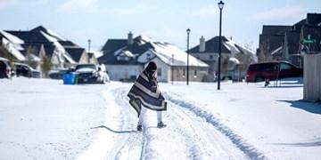بحران قطع برق و آب در آمریکا؛ تلفات سرما به حداقل ۳۷ نفر رسید +عکس