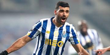 لیگ فوتبال پرتغال| طارمی در ترکیب اصلی پورتو مقابل ژیل ویسنته