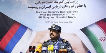 ابراز تمایل چند کشور برای مشارکت در رزمایش دریایی ایران