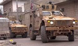 کاروان لجستیک آمریکا در دیوانیه عراق هدف قرار گرفت