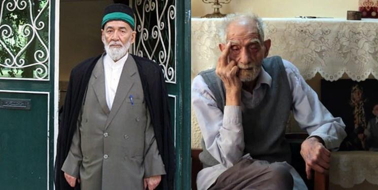 درگذشت دو تن از پیرغلامان حسینی در آستانه لیلةالرغائب