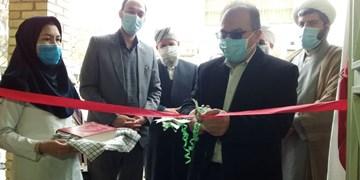 افتتاح درمانگاه شبانه روزی یکه سعود در رازوجرگلان
