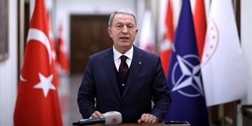وزیر دفاع ترکیه: اظهارات بایدن درباره ارامنه، تحریف تاریخ است