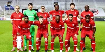 هفته بیست و نهم لیگ بلژیک| آنتورپ در غیاب بیرانوند 10 نفره به پیروزی رسید