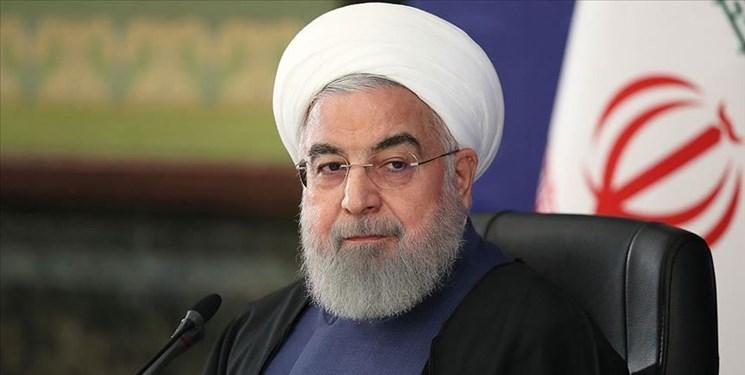 روحانی: میترسم پشت پرده دستی در کار باشد و بخواهد مردم را از انتخابات مأیوس کند