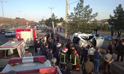 2 کشته و 3 مصدوم دیگر در تصادفات اول اسفند