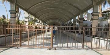 اِعمال محدودیتهای جدید کرونایی در شهرهای مقدس عراق/ کربلا دوباره خلوت شد+عکس