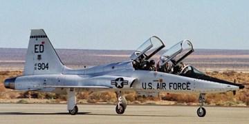 سقوط هواپیمای نظامی آمریکا در «آلاباما» دو کشته برجای گذاشت