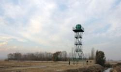 دیدار نمایندگان مرزی قرقیزستان و تاجیکستان