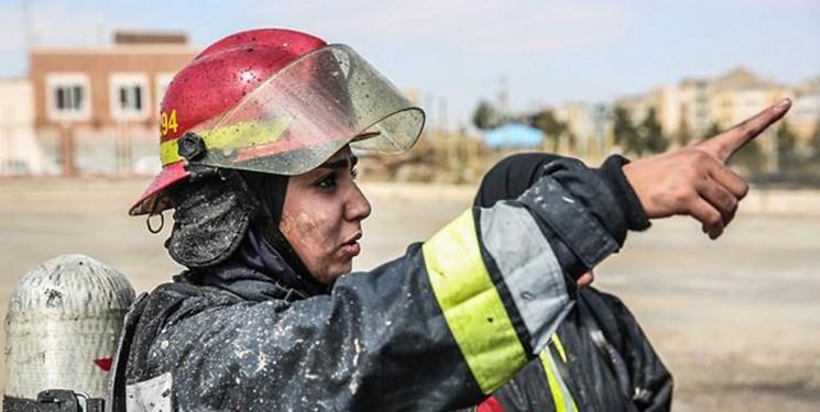 کدام زنان می توانند آتش نشانان شوند؟