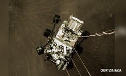 ناسا نخستین صداهای ضبط شده از مریخ را منتشر کرد