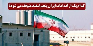 اقدامات ایران در ۵ اسفند