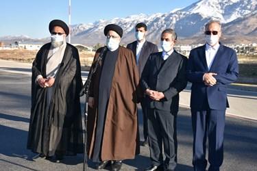 آیتالله رئیسی در کهگیلویه و بویراحمد/پایتخت طبیعت ایران میزبان قاضیالقضات